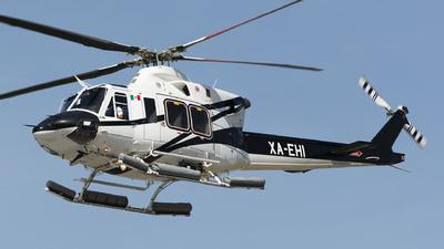 XA-EHI - Bell 412EP - Heliservicio