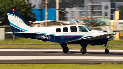 N16DA - Beechcraft 58 Baron - Private