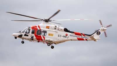 EC-MRJ - Agusta-Westland AW-139 - Spain - Sociedad de Salvamento y Seguridad Marítima (SASEMAR)