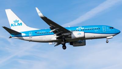 A picture of PHBGO - Boeing 7377K2 - KLM - © Wessel van Alphen