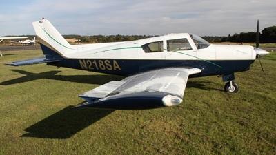 A picture of N218SA - Piper PA24250 Comanche - [241877] - © Ian Johnson