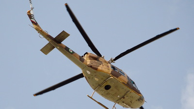 6-9221 - Bell 412 - Iran - Air Force