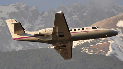 OE-GCI - Cessna 550 Citation II - Tyrol Air Ambulance
