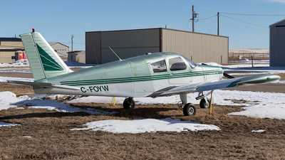 A picture of CFOYW - Piper PA28160 - [28785] - © Mike MacKinnon