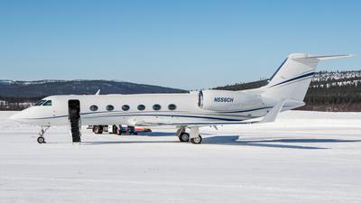 N556CH - Gulfstream G450 - Lamendolaero