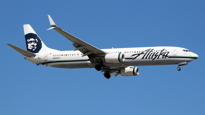 N468AS - Boeing 737-990ER - Alaska Airlines
