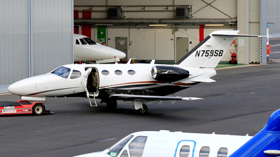 N759SB - Cessna 510 Citation Mustang - Private