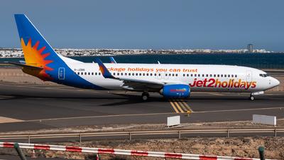 A picture of GJZBS - Boeing 7378MG - Jet2 - © Bartosz Szarszewski