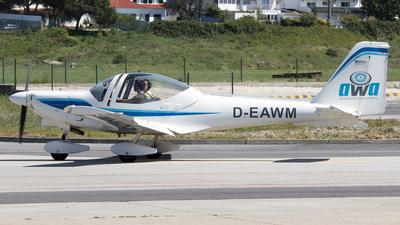 D-EAWM - Grob G115 - Aeronautical Web Academy