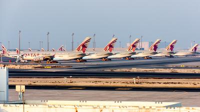 OTBD - Airport - Ramp
