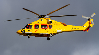 A picture of GNHVV - Airbus Helicopters H175 - Noordzee Helikopters Vlaanderen - © Ethan Hew - p_nilly