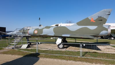 310 - Dassault Mirage 3R - France - Air Force