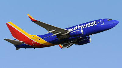 N7878A - Boeing 737-7K9 - Southwest Airlines
