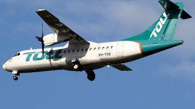 VH-TOQ - ATR 42-300(F) - Toll Aviation