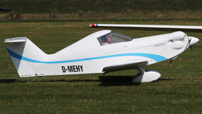 D-MEHY - Spacek SD-1 Minisport - Private