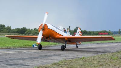 LY-ANP - Yakovlev Yak-50 - Private