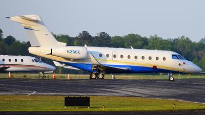 N280C - Gulfstream G280 - Private