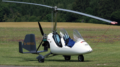 D-MFWS - AutoGyro Europe MT-03 Eagle - Private