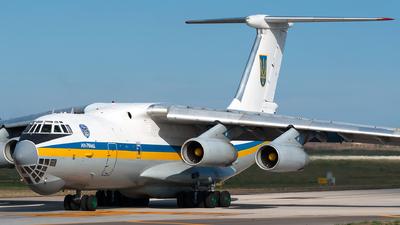 76413 - Ilyushin IL-76MD - Ukraine - Air Force