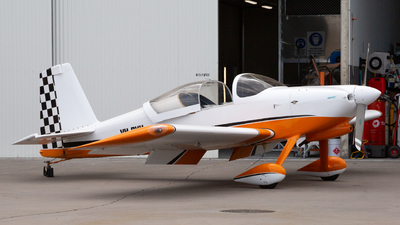 A picture of VHPVU - Van's RV7 - [73623] - © Tai Morton
