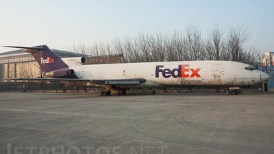 N219FE - Boeing 727-233(Adv)(F) - FedEx