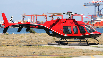 ZT-RUM - Bell 407 - NAC Helicopters