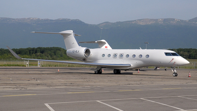 VQ-BLV - Gulfstream G650 - Private