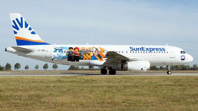 LY-VEL - Airbus A320-232 - SunExpress (Avion Express)