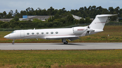 N105ST - Gulfstream G550 - Private