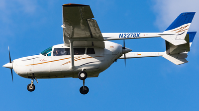 N2278X - Cessna 337 Super Skymaster - Private