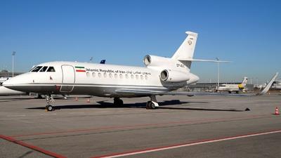 EP-IGC - Dassault Falcon 900EX - Iran - Government