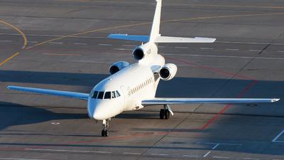 F-GKOM - Dassault Falcon 900B - Private