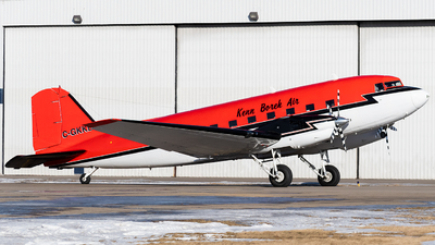 C-GKKB - Basler BT-67 - Kenn Borek Air