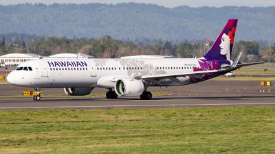 N227HA - Airbus A321-271N - Hawaiian Airlines