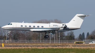N335LL - Gulfstream G-IV - Private