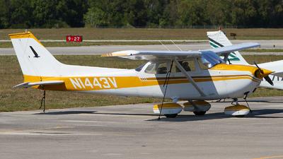 N1443V - Cessna 172M Skyhawk - Private
