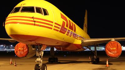 G-DHKF - Boeing 757-236(SF) - DHL Air