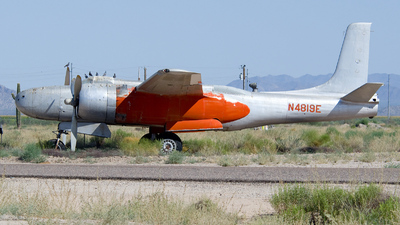 N4819E - Douglas A-26B Invader - Private