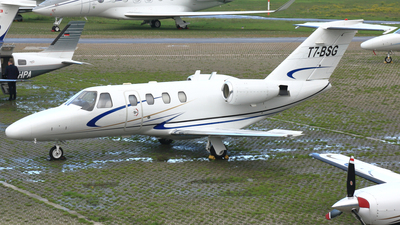 T7-BSG - Cessna 525 CitationJet 1 - Private