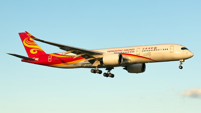 A picture of BLGH - Airbus A350941 - Hong Kong Airlines - © Fly your dreams
