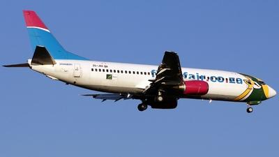 ZS-JRK - Boeing 737-4Q8 - FlySafair