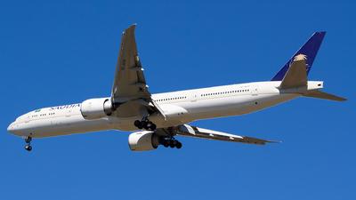 HZ-AK39 - Boeing 777-3FGER - Saudi Arabian Airlines