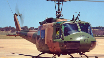 A2-376 - Bell UH-1H Iroquois - Australia - Army
