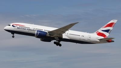 A picture of GZBJG - Boeing 7878 Dreamliner - British Airways - © Nik Bannwart