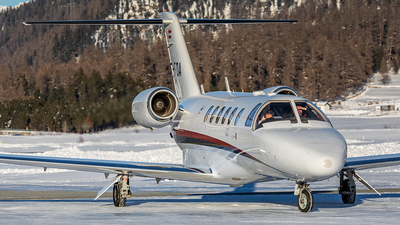 OE-FOA - Cessna 525A CitationJet 2 Plus - Avcon Jet