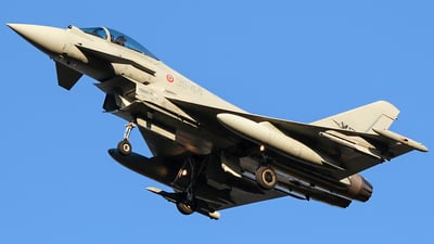 MM7325 - Eurofighter Typhoon EF2000 - Italy - Air Force