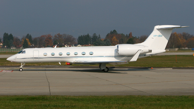 VP-BSI - Gulfstream G550 - Private