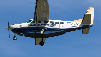 N807JA - Cessna 208 Caravan - Southern Airways Express