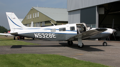 N5328E - Piper PA-32R-301T Saratoga II TC - Private