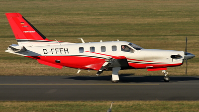 D-FFFH - Socata TBM-850 - Private